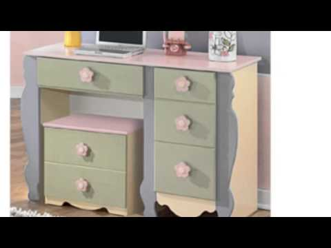 Video Newest YouTube Video of the Multicolored Pastel Youth Desk And Rolling
