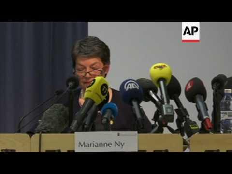 Sweden Drops Rape Investigation Against Assange