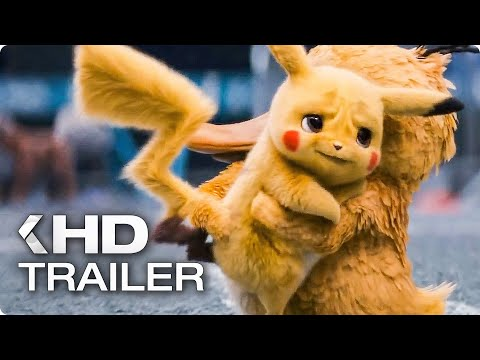 POKEMON: Detective Pikachu - 11 Minutes Trailers & Clips (2019) - Thời lượng: 11:25.
