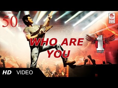 Download 1 Nenokkadine Who are you Video Song HD | Mahesh Babu, Kriti Sanon [HD] HD Mp4 3GP Video and MP3