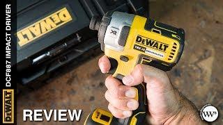 DEWALT DCF887 Brushless Impact Driver Review