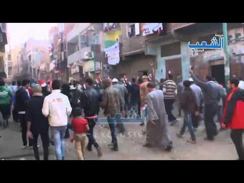 """أحرار الجيزة يخرجون في مسيرة حاشدة بجمعة """"الشباب المسلم"""""""