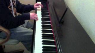 Take That - Patience (Piano Solo)