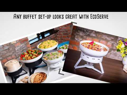EcoServe - The waterless replacement to chafing dishes
