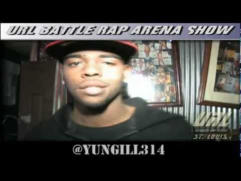 URL Battle Rap Arena: Ice Pack Ill Speaks On Chicago……