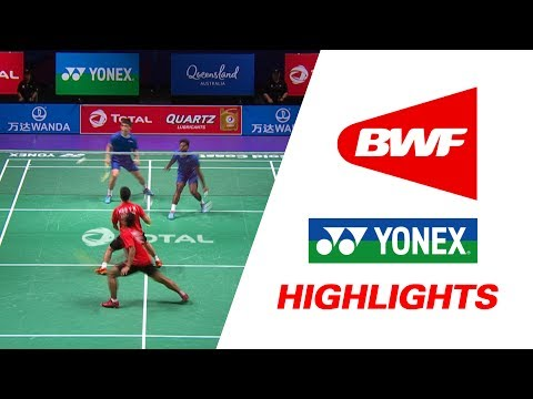 TOTAL BWF Sudirman Cup 2017 | Badminton Day 5 Grp 2B-SGP vs AUS – Highlights (видео)
