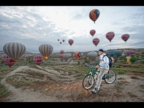 petr - Cappadocia hosted 3X World Champion Red Bull athlete Petr Kraus for a breathtaking biking performance. During his 10-day adventure Kraus discovered the Land ...