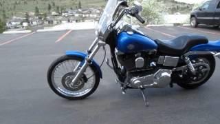 2. 2004 Harley Davidson FXDWG Dyna Wide Glide