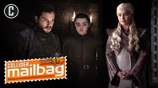 """Game of Thrones: How Can They """"Stick the Landing"""" This Season? - Mailbag by Collider"""