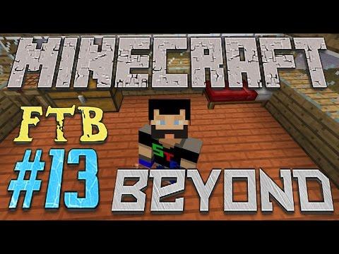 Minecraft FTB Beyond - Autocrafting With Refined Storage (13)