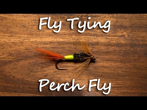 Fly Tying - Perch Fly