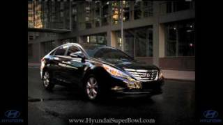 [HD] 2010 Super Bowl Commercial   New Hyundai Super Bowl 44 XLIV Ad   2011 Hyundai Sonata
