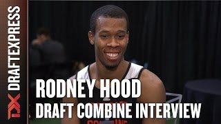 Rodney Hood Draft Combine Interview