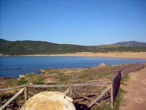 """Andiamo alla spiaggia di Porto Ferro. """"Alghero"""""""