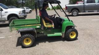 3. GovDeals: '06 John Deere - HPX Gator - Utility Vehicle 4