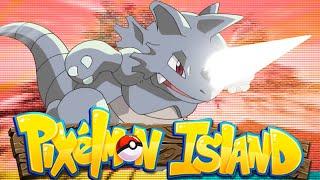 Minecraft: PIXELMON ISLAND SMP - Episode 23: THE SMALLEST RHYDON in PIXELMON! (Pokemon Mod)