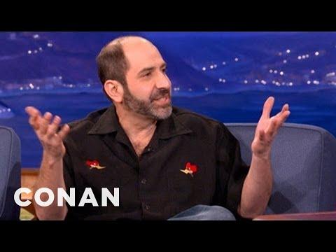 Dave Attell's Retro-Porn Nostalgia - CONAN on TBS