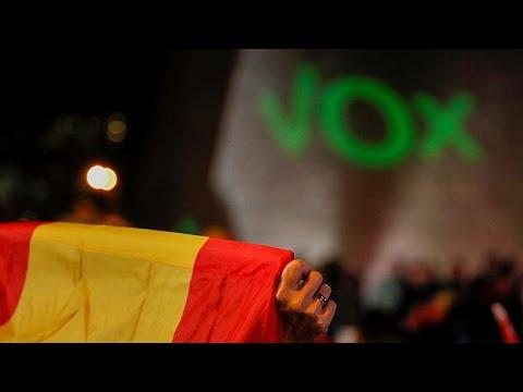 Οι αιτίες ανόδου του ακροδεξιού κόμματος Vox στην Μαδρίτη…