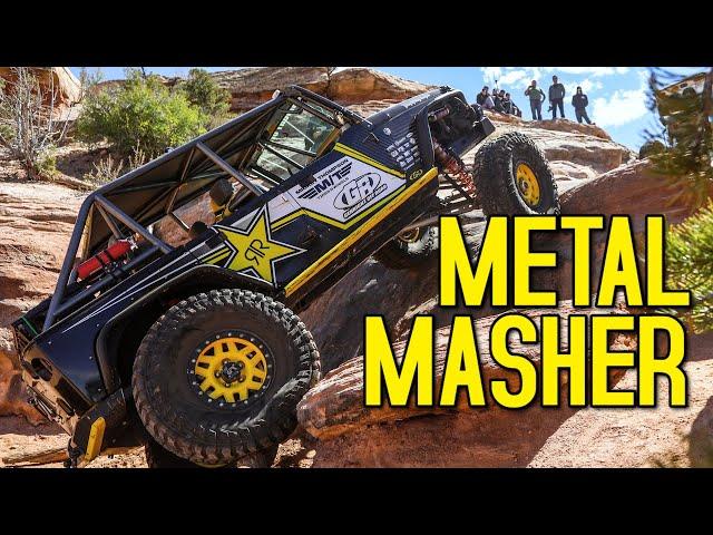 Metal Masher 4×4 Trail – Rockstar Garage EJS19 Day 1