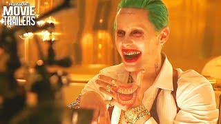 SUICIDE SQUAD Extended Cut | Go behind the scenes with Joker, Harley & Deadshot