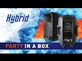 Hybrid: Party Box (Unboxing and Setup Guide)