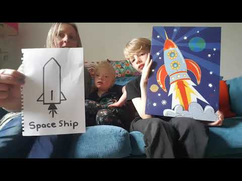 Watch video Makaton Sign of the Week -