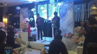 Video Sezairi and Charlie Lim perform at Sezairi's wedding reception MP3, 3GP, MP4, WEBM, AVI, FLV Juli 2018