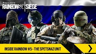 Trailer - unità antiterrorismo Spetsnaz