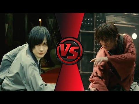 Rurouni Kenshin - Kenshin VS Sojiro REMATCH !