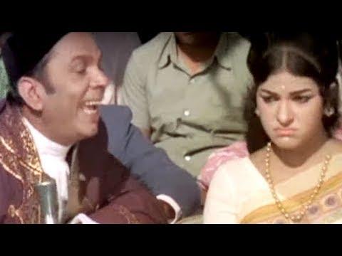Video Ek Do Teen Chaar - Johny Walker, Kishore Kumar - Sanjog Song download in MP3, 3GP, MP4, WEBM, AVI, FLV January 2017