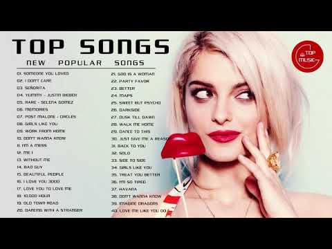 Pop Hits 2020 - Top 40 Popular Songs 2020 - Best Music Playlist on Spotify