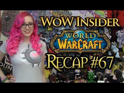 World News - WoW Insider Weekly Recap for Dec 2, 2013 What I talked about today ---------------------------------- Patch 5.4.2 http://wow.joystiq.com/2013/12/09/patch-5-4...
