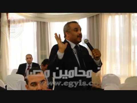 صلاح سليمان لابد من الرجوع الى الدستور لتنظيم العمل بالمحاكم