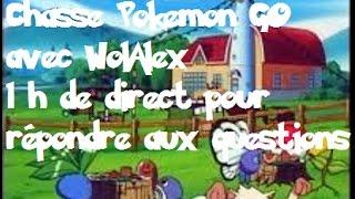 Pokemon GO 2G : 1h de chasse commentée en direct, pokemon go, pokemon go ios, pokemon go apk