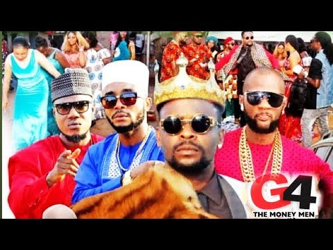 G 4 The money Men Season 1 {NEW MOVIE} - Zubby Micheal|2019 Latest Nigerian Nollywood Movie