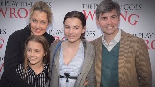 George Stephanopoulos Reveals 14-Year-Old Daughter Has Scoliosis