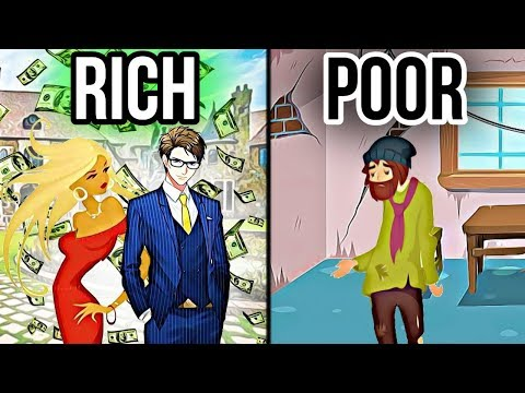Rich Dad Poor Dad Summary (animated)