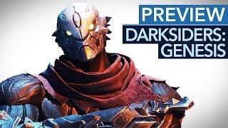 Überraschung: Dieses Spiel ist doch nicht der Teufel - Darksiders Genesis Preview
