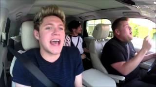 One Direction - Drag Me Down Carpool Karaoke HD