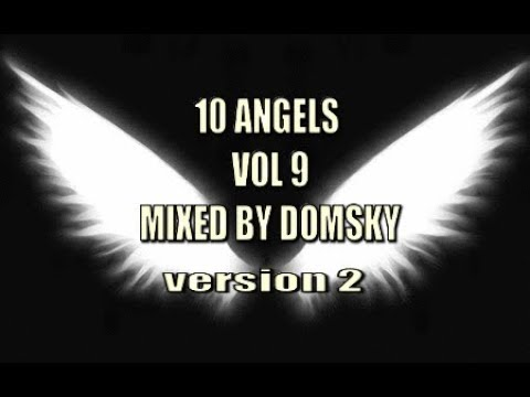 VOCAL TRANCE  10 ANGELS  VOL 9 ( version 2)    MIXED BY DOMSKY