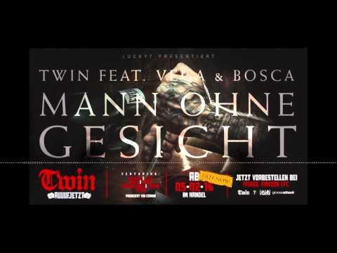 Twin feat. Vega & Bosca - Mann ohne Gesicht Audio