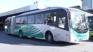 VÍDEO: Primeira fase do MOVE Metropolitano começa a operar neste sábado