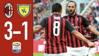 Video Highlights AC Milan 3-1 ChievoVerona - Matchday 8 Serie A 2018/2019 MP3, 3GP, MP4, WEBM, AVI, FLV November 2018