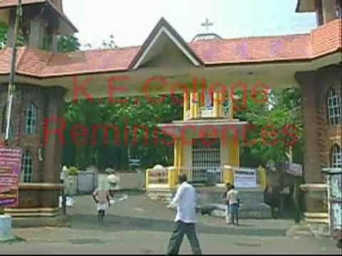 K.E.College,Mannanam-Reminiscences.avi