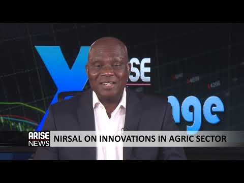 ARISE NEWS EXCLUSIVE WITH NIRSAL MD
