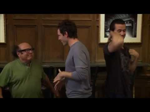 It's Always Sunny in Philadelphia - Dancing