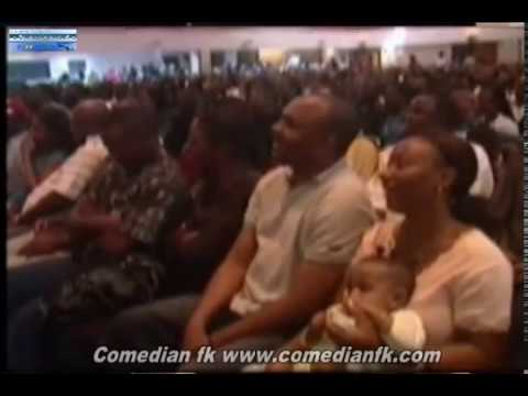 Comedian fk Performing About p Square, Emmanuella (Mark Angel Comedy) Try Not to