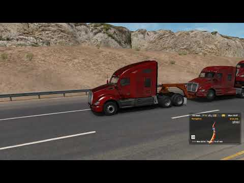 Real Cat C15 Engine Sounds For Kenworth T680 1.35