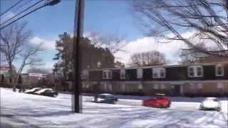 Athens (GA) United States  City new picture : USA - Athens, GA - Driving around our neighborhood - 02/13/2014