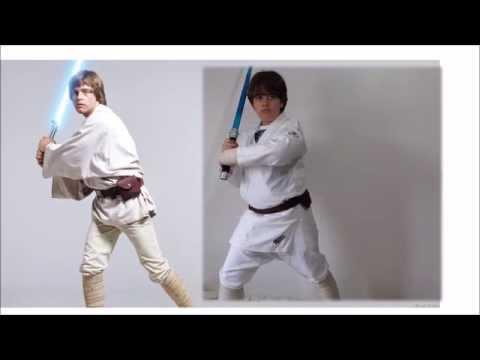 Criando sua Fantasia de Luke Skywalker